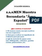 Muestra Oposicion y Permanencia Español