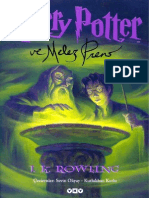J K Rowling - Harry Potter ve Melez Prens.pdf