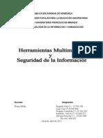 herramientas multimedia y seguridad informatica