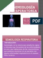 Diapo Semiologia Resp y Rx Torax basico