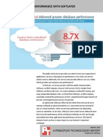 Better public cloud performance with SoftLayer