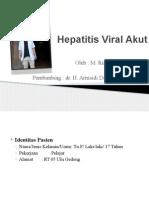PPT KASUS Rifky Ikm Hepatitis