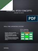 General RTOS Concepts-Presentation
