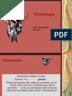 Termologia-Dilatação Térmica - rev.ppt