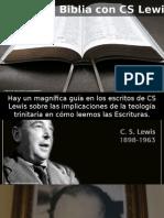 Leyendo La Biblia Con CS Lewis