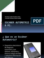 Escaner Automotriz Interfaz a Pc