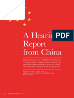 2014 Chung Et Al HearingReportChina AudiologyToday2014