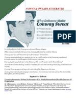 Why Debates Make Jack Conway Sweat