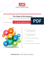 State of the Industry- 3 Reasons Insurance Will Never Be the Same Again