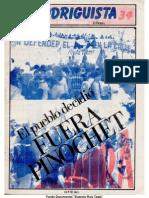 EL RODRIGUISTA (FPMR-PC) N° 34 [1988, Octubre]
