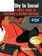 From Shy to Social the Shy Man-s Guide to Personal