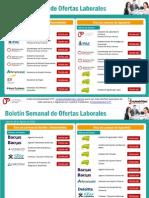 Empleabilidad_Boletín Semanal – 28 Agosto