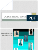 color trend boards