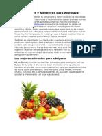 Consejos y Alimentos para Adelgazar.docx