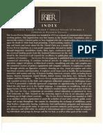 The Studio Potter Journal Index