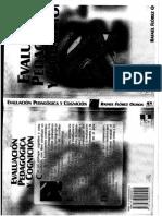 Evaluacion Pedagogica y Cognicion - Rafael Florez