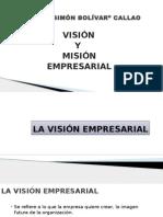 Visión y Misión 2015