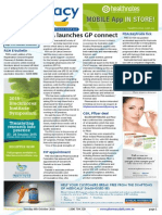 Pharmacy Daily for Tue 06 Oct 2015 - GP-Pharmacist connect, CHF on codeine, Terry White, ambulance pharmacists and much more