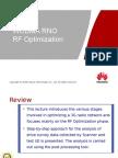 11 WCDMA RNO RF Optimization