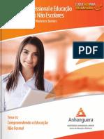 Caderno de Atividade Ed Profissional Ed Amb Nao Escolares 01
