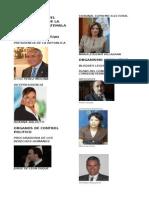 Organización Administrativa Del Sector Público de La Republica de Guatemala