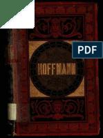 Cuentos Fantásticos. E. Teodoro Hoffmann. Daniel Cortezo 1887.