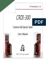 Manual Crdi Tester 300