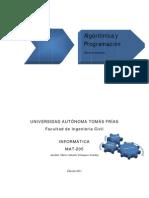 Algoritmos y Programacion Libro 1
