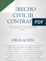 Contratos Civil 3 Diapositivas