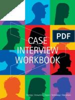 Case Interview Workbook