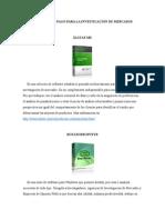 Software Para La Investigacion de Mercados