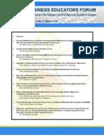 PCDEB Journal 2010