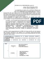 Historia Natural de La Enfermedad, Parte V