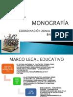Instructivo de Monografía