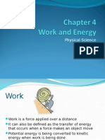Chapter 4 Work & Energy