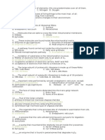 Biochem Practice Exam