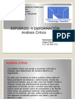 Analisis critico esfuerzo y deformacion.pptx