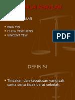 1-10 keadilan