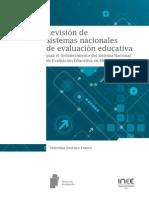 Sistemas Nacionales de Evaluacion