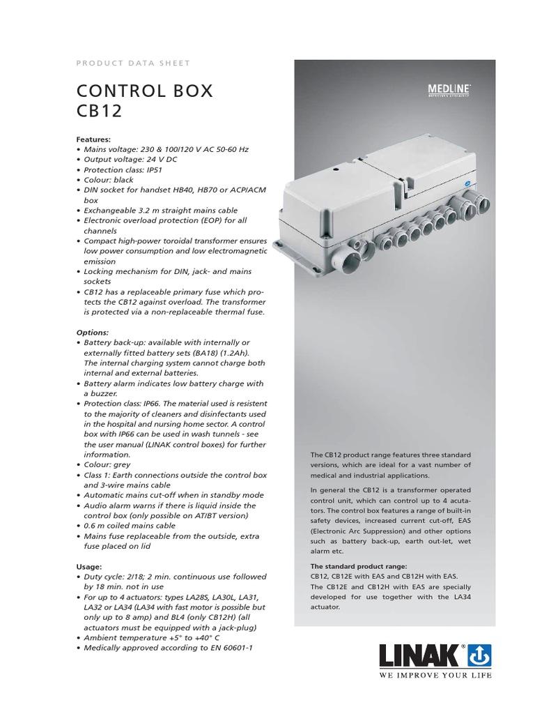 Cb12 Engpdf Mains Electricity Transformer Fuse Box