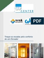 Cober Elevadores - Up Center