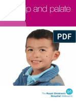 6 Cleft Lip and Palate Booklet