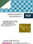 Pruebas Bioquimicas Salmonella