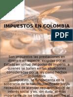Impuestos en Colombia.