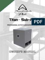 Titana 15 Manual