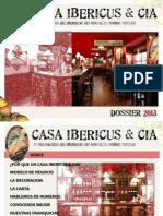 Casa Ibericus & Cia_dossier Verano 2013