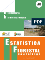 Estatistica florestal caatinga
