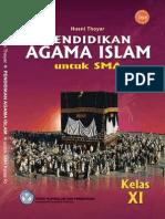 Pendidikan Agama Islam Kelas 11 Husni Thoyar 2011
