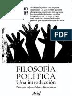 Filosofia Politica Una Introduccion