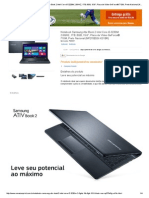 Similar EUA - Ativ Book 2 Intel Core i5-3230M 2.6GHZ, 1TB, 8GB, 15.pdf